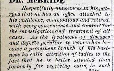 Dr. Alexander McBride